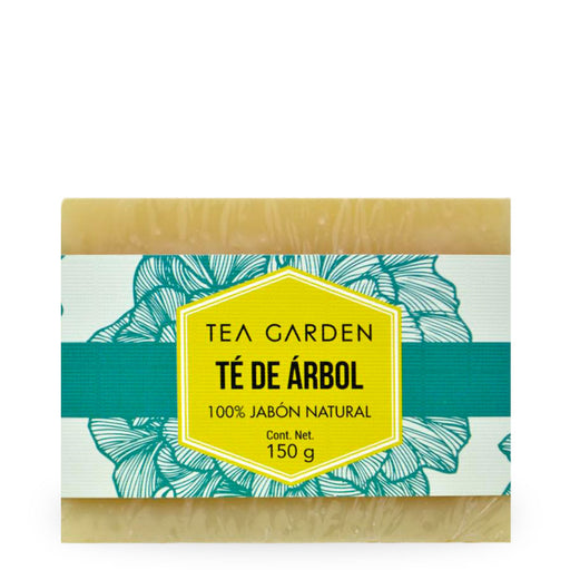 Tea Garden, Jabon Natural, Tea Tree, 125 gr