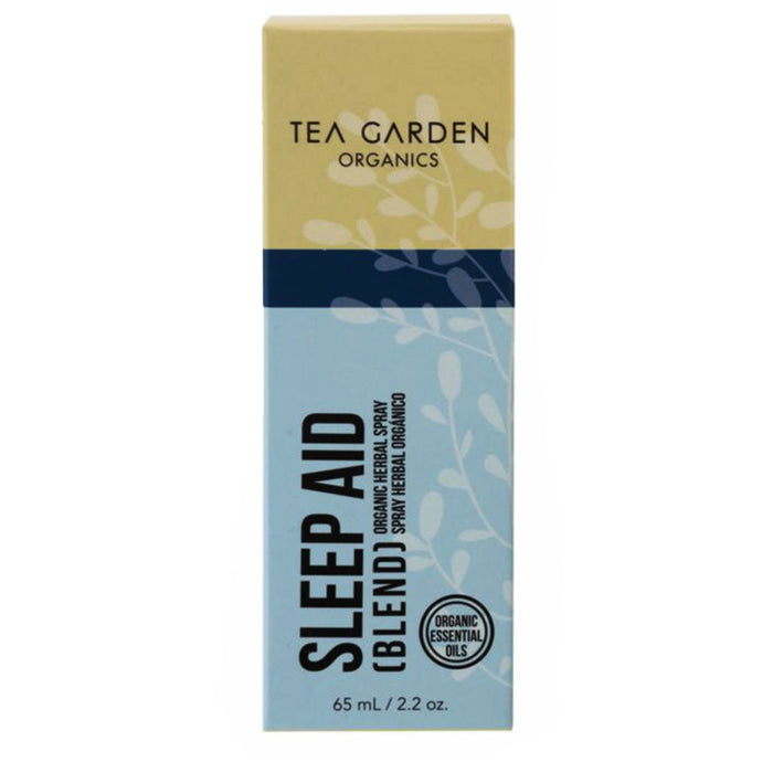 Tea Garden, Organic Herbal Spray, Sleep Aid, 65 ml