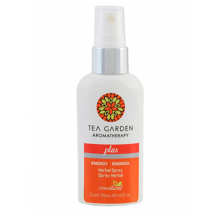 Tea Garden, Plus Herbal Spray, Energy, 60 ml