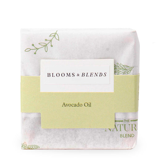 Blooms & Blends, Jabon en Barra, Avocado Oil, 1 pza