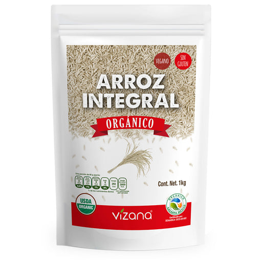Vizana, Arroz Integral, 100 g