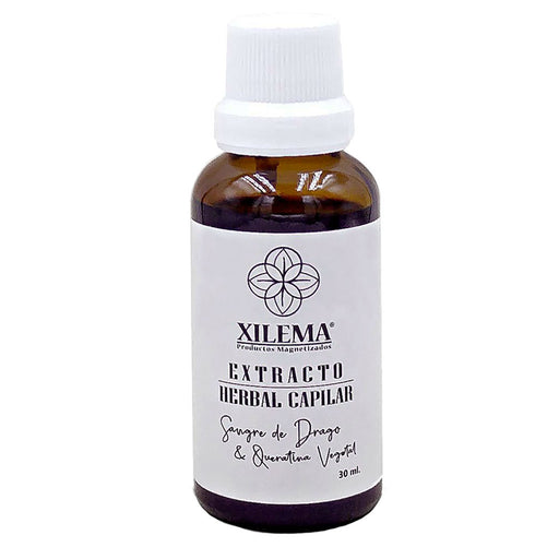 Xilema, Extracto Herbal Capilar, Sangre de Drago, 30 ml