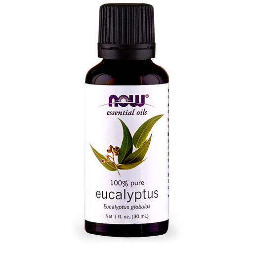 Now, Eucalyptus, 30 ml