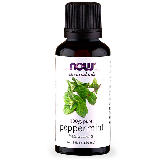 Now, Peppermint, 30 ml