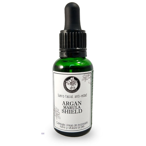 Ambrosia, Argan Marula Shield, Suero Facial Antiedad, 30 ml