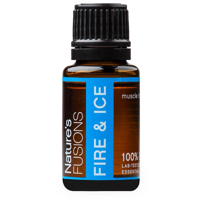 Natures Fusions, Fire & Ice, 15 ml