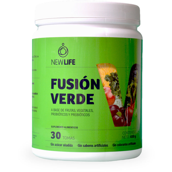 New Life, Fusion Verde, 450 g