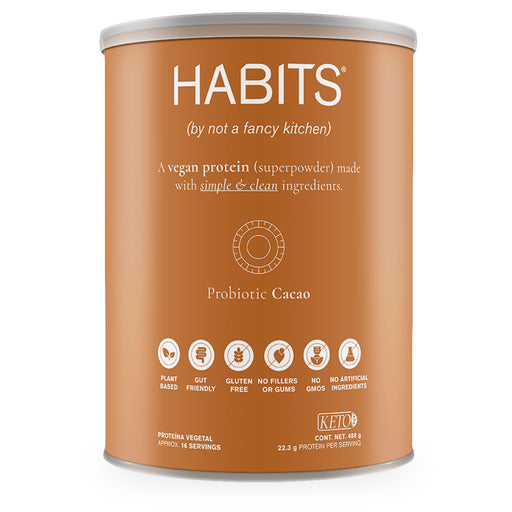 Habits, Probiotic Cacao, 488 g