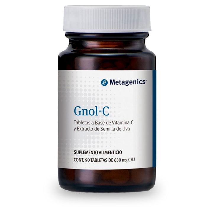 Metagenics, Gnol-C, 90 tabs