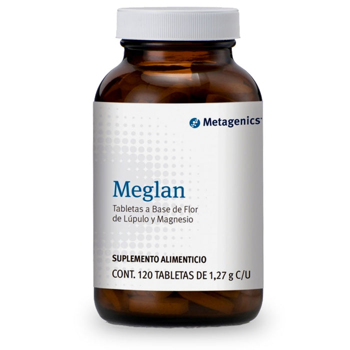 Metagenics, Meglan, 120 tabs