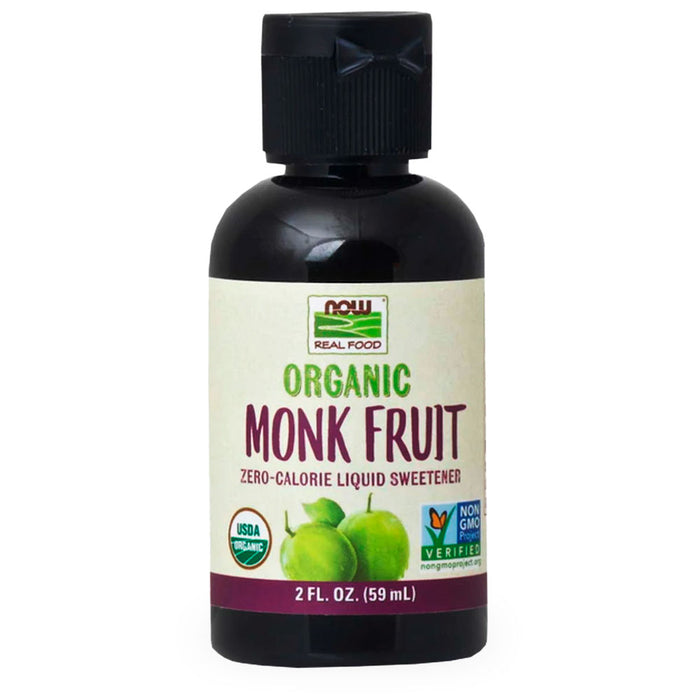 Now, Organic Monk Fruit, 59 ml