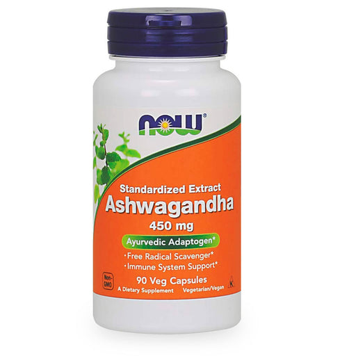 Now, Ashwagandha, 90 caps