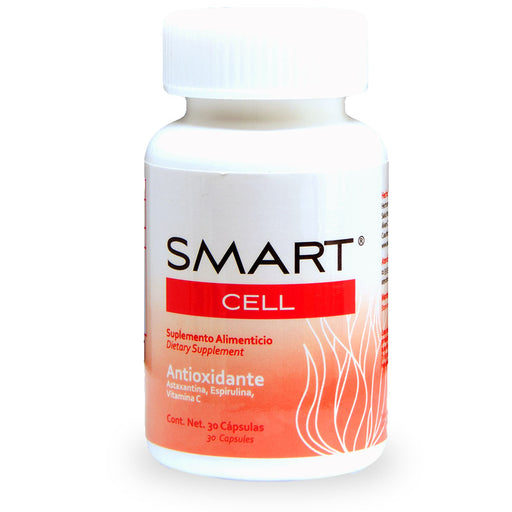 Salud Inteligente, Smart Cell, 30 caps