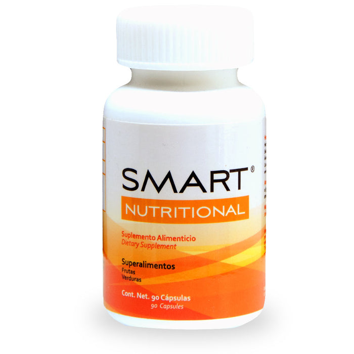 Salud Inteligente, Smart Nutritional, 90 caps