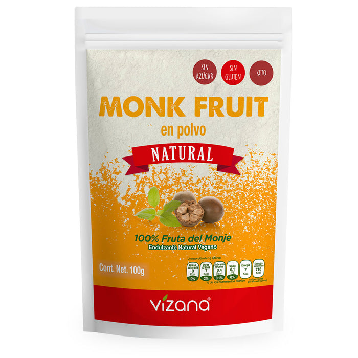 Vizana, Monk Fruit, 100 g