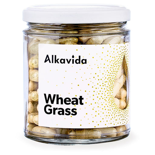 Alkavida, Wheat Grass, 150 g