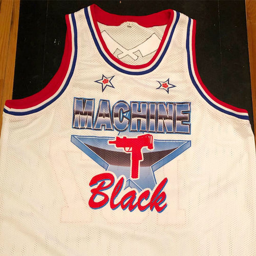 MACHINE GUN BLACK ALL STAR EDITION JERSEY