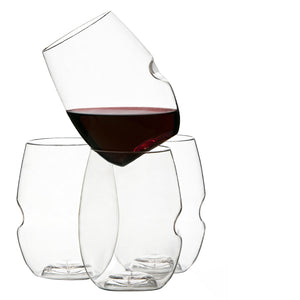 govino® is the original 'go anywhere' wine glass
