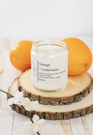 Stress Relief - Orange + Cedarwood