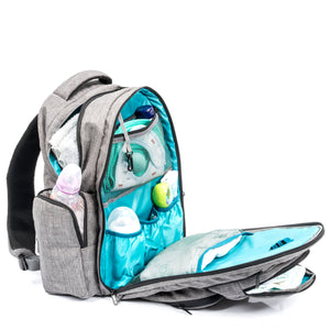 Diaper Backpack Set, Polyester