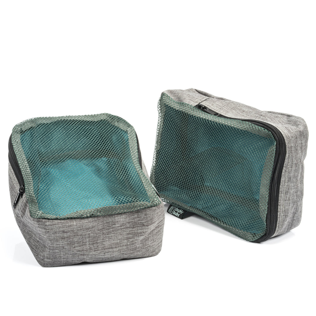 Packing Cubes, Set of Two, Polyester