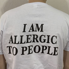Allergic To People T-Shirt