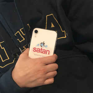 Satan iPhone Case