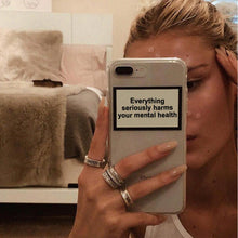 Mental Health iPhone Case - Dreamer Store
