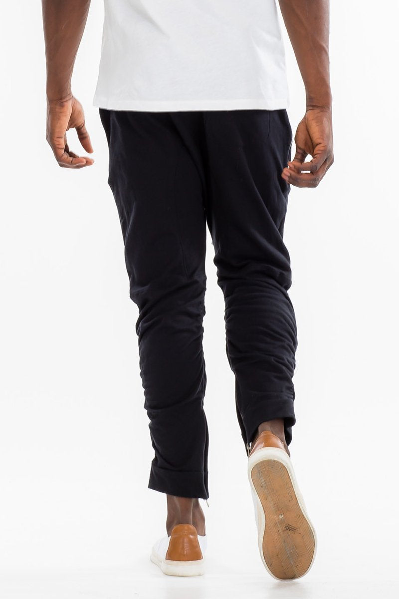 Silent Black Lounge Pants
