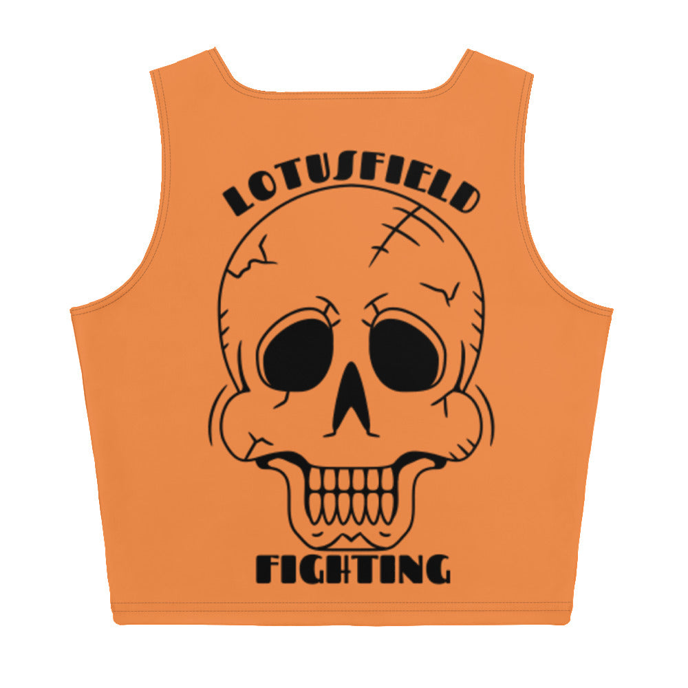 Ladies 3.0 Crop Rashguard (Hallloween Edition)
