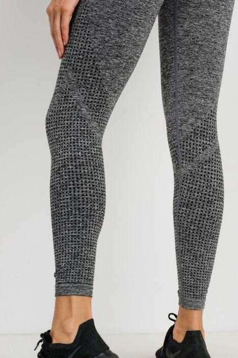 Silent Grey Highwaist Leggings