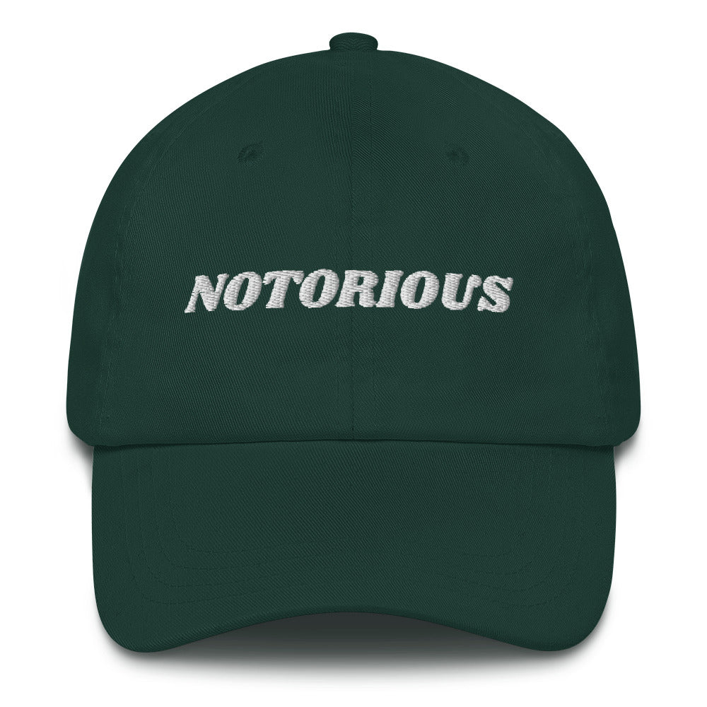 Notorious Dad hat