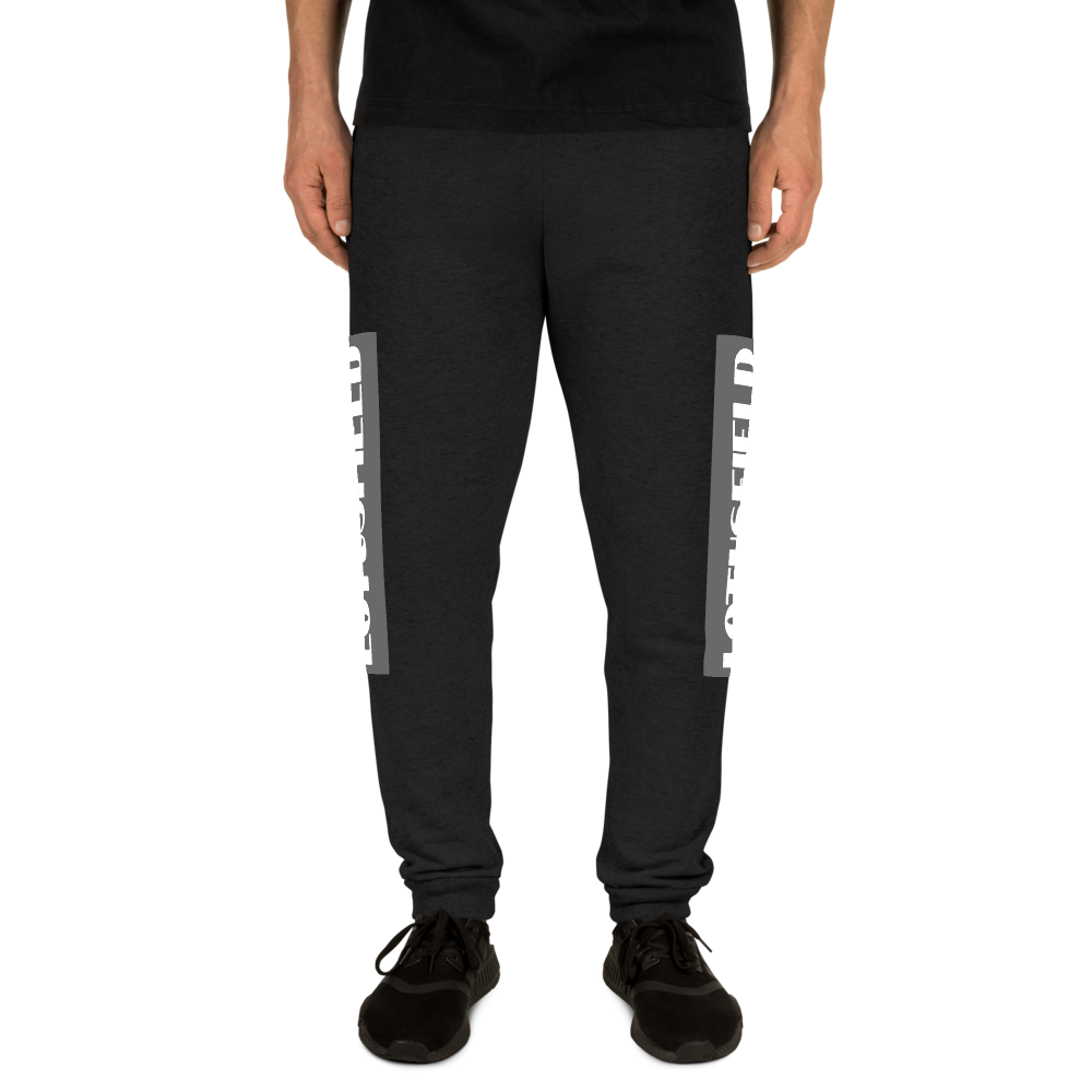 Unisex Legendary Grey Joggers