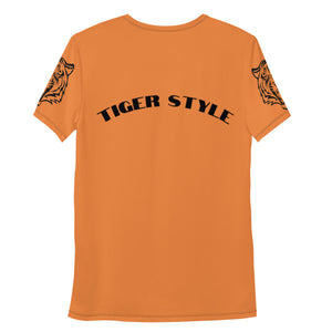 Tiger Style Fight Tee
