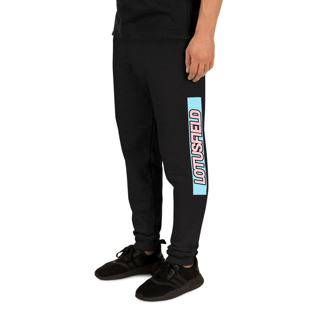 Unisex Cotton Candy Joggers