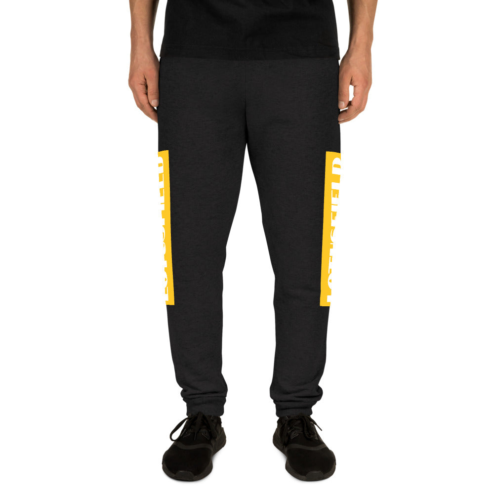 Unisex Legendary Yellow Joggers