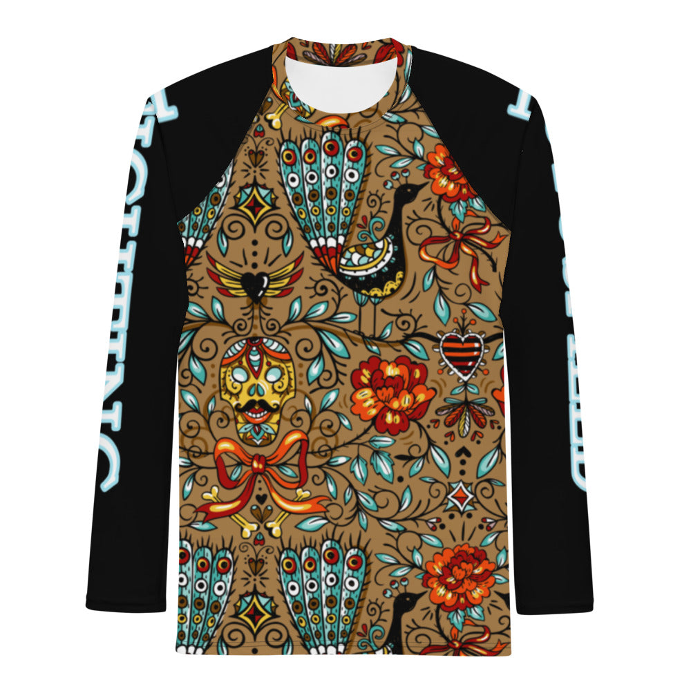 Men's 3.3 Rash Guard