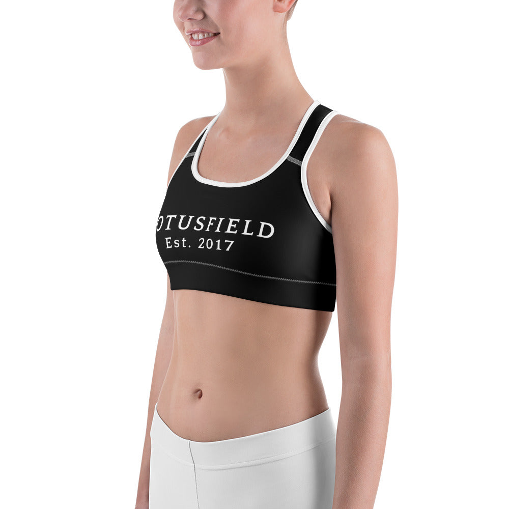 "Lotusfield ""Flower"" Sports bra"