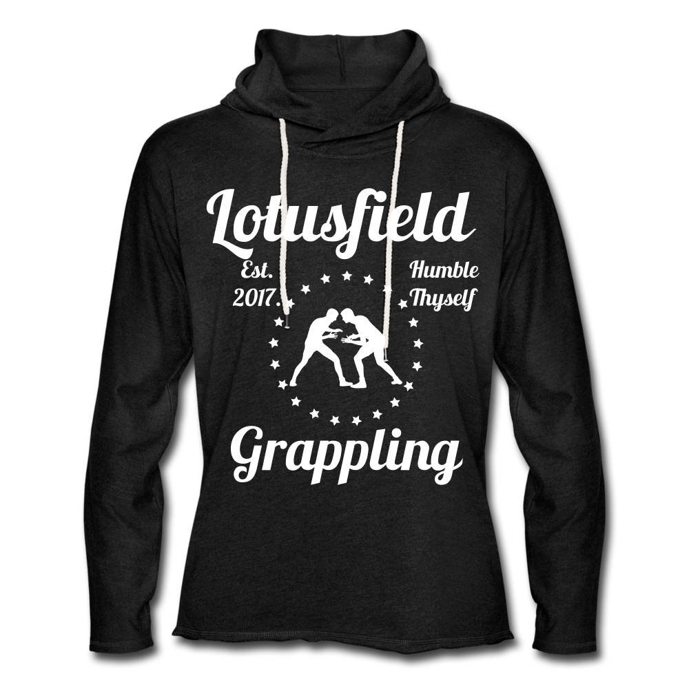 Lotusfield Grappling Lightweight - charcoal gray
