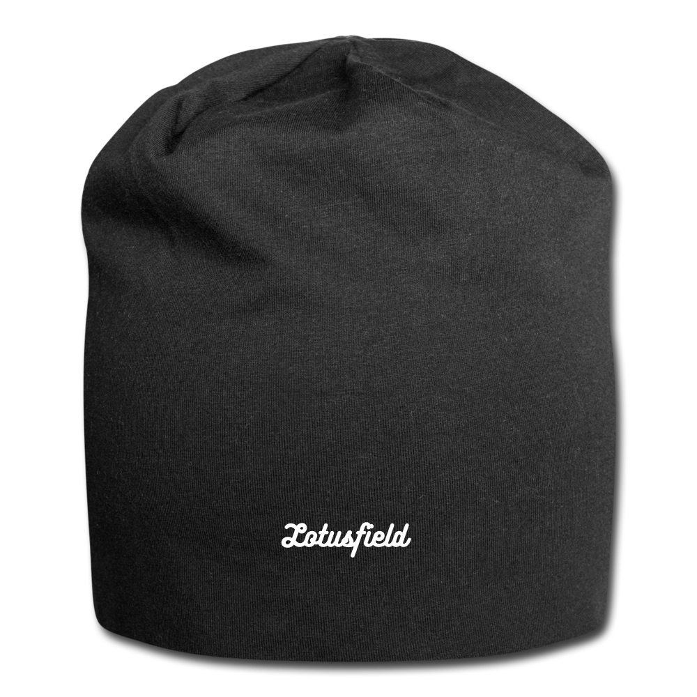 Simple Beanie - black