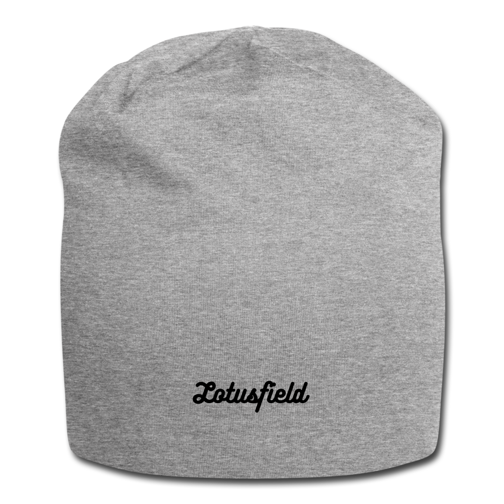 Simple Beanie (Grey) - heather gray