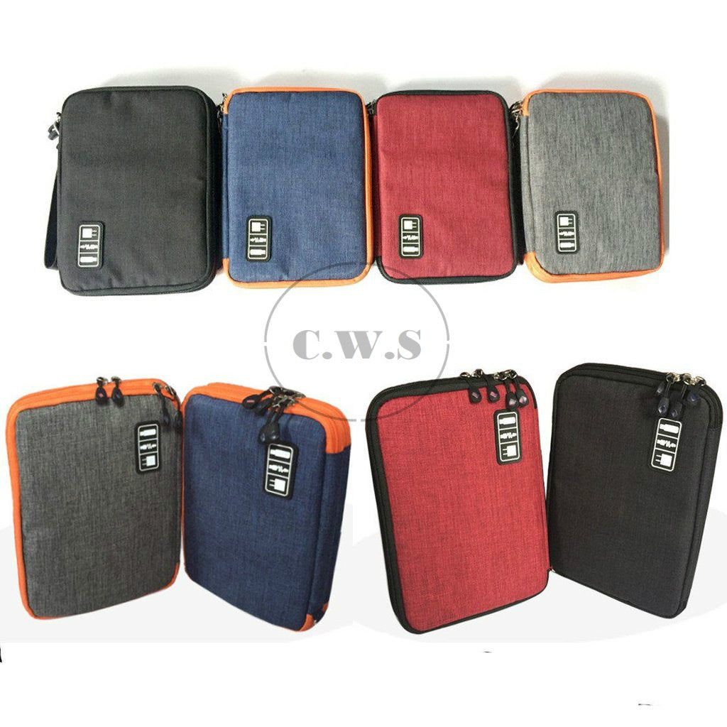 Double Layer Bag Organizer for Phone Accessories