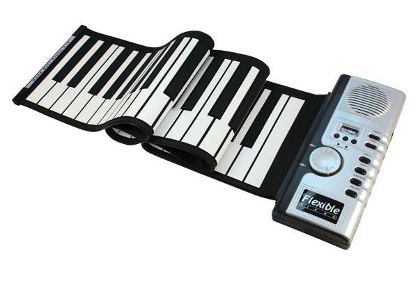 PianoLite™ Roll Up Electronic Keyboard