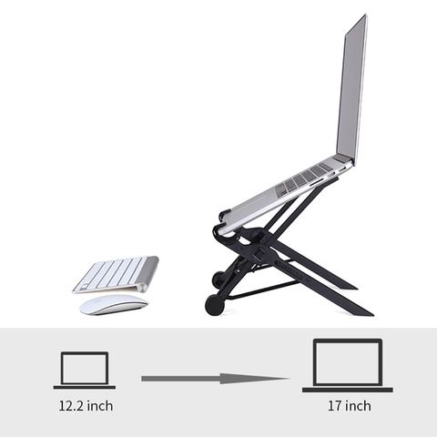 Ultra Ergonomic Laptop Stand