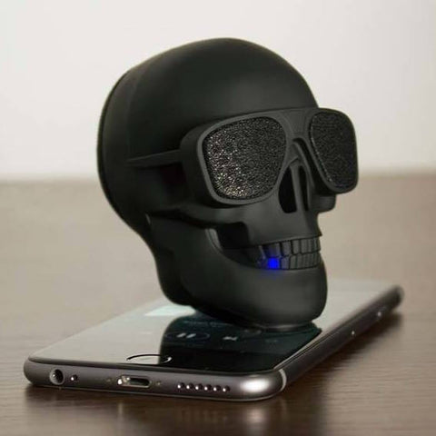 Epic Skull Wireless Bluetooth Speaker