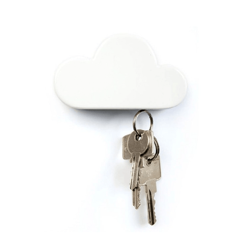 Magnetic Cloud Key Holder