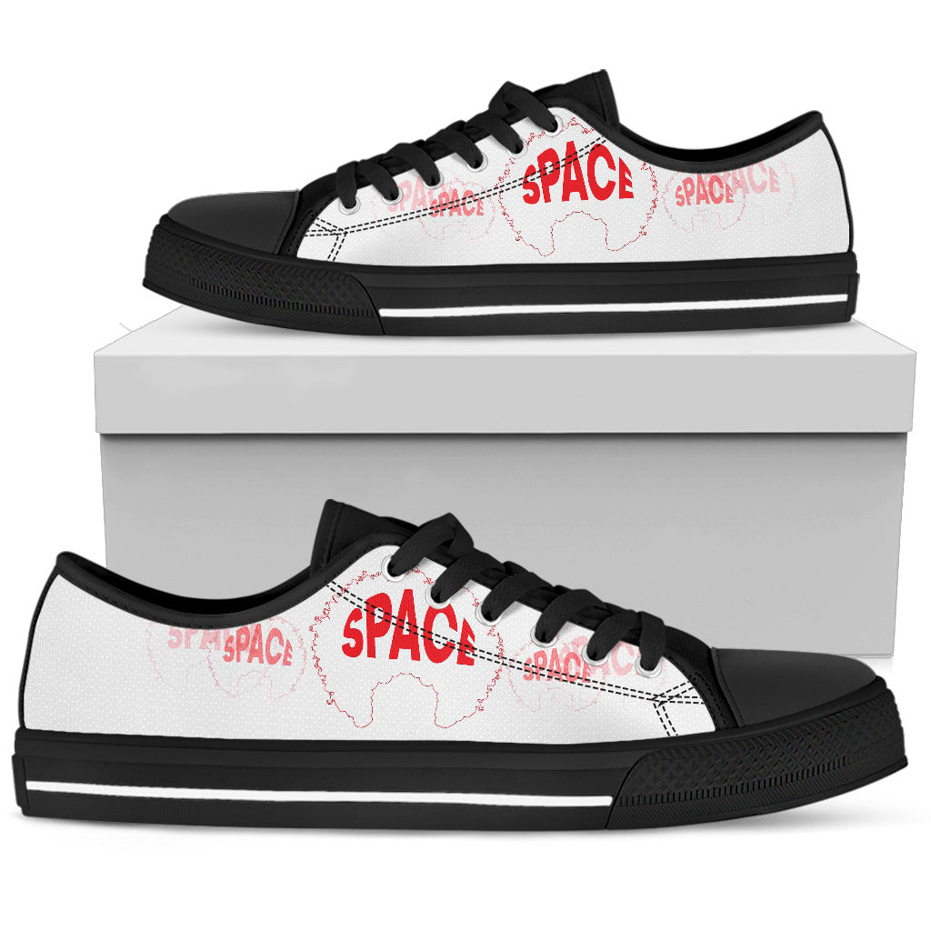 Afro Space logo mens low 3.0