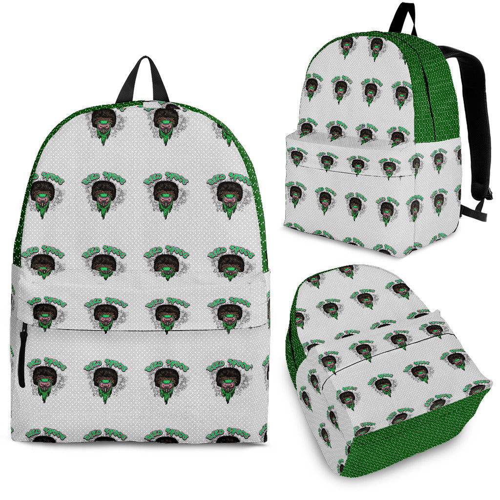Toxic Skull Boys Back Pack - Afro Space