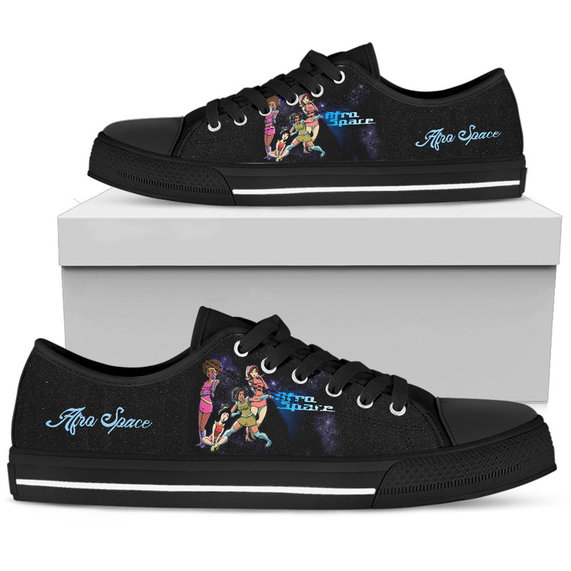 Afro Space womens low 3.0 - Afro Space