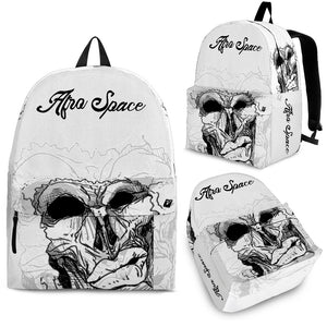 Mean Mug Back Pack - Afro Space